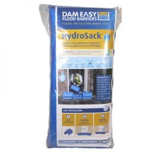 Dam Easy® HydroSack, het alternatieve voor de zandzak tegen wateroverlast