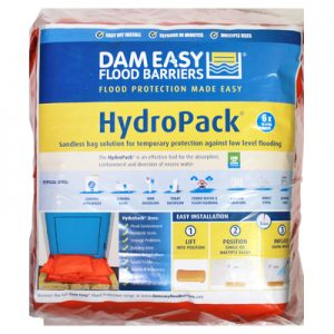 Dameasy HydroPack, het alternatief voor zandzakken