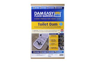 Dam Easy® Toiletafsluiting